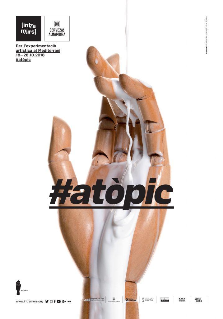 Cartel #atòpic grande